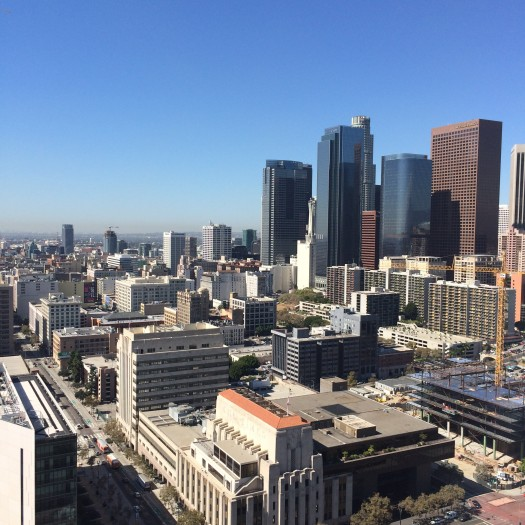 Downtown, le centre ville de Los Angeles