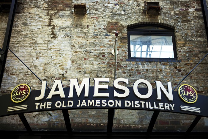 vieille distillerie Jameson