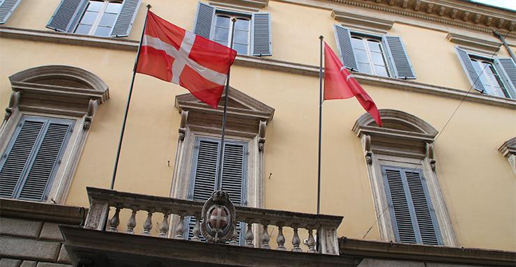 L'ordre souverain de Malte
