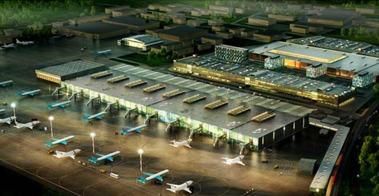 vignette Moscou aéroport